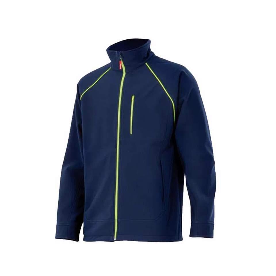 Casacosoftshellbicolor-Velilla-AZULMARINO-AMARELOFLUOR-Serie206001