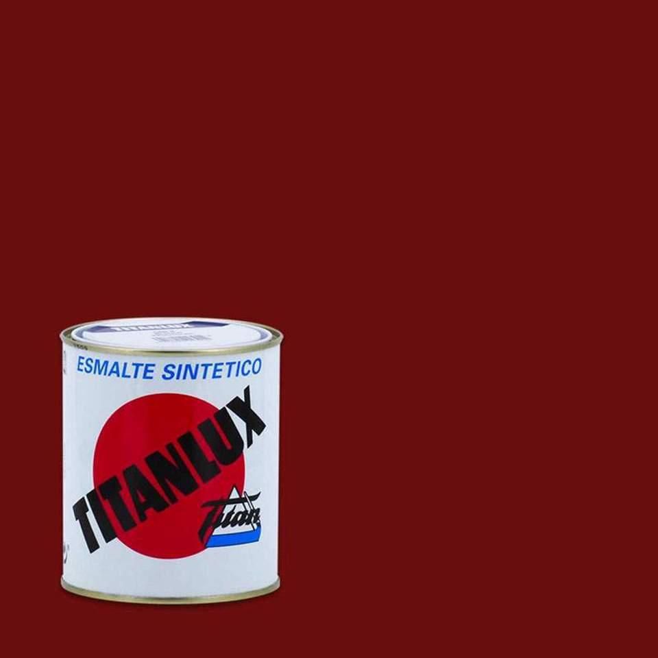 Tinta titanlux esmal...