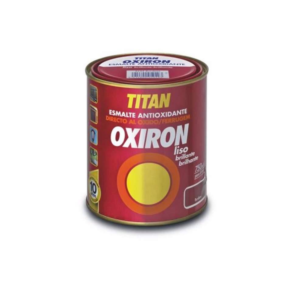 titan oxiron  esmalt...