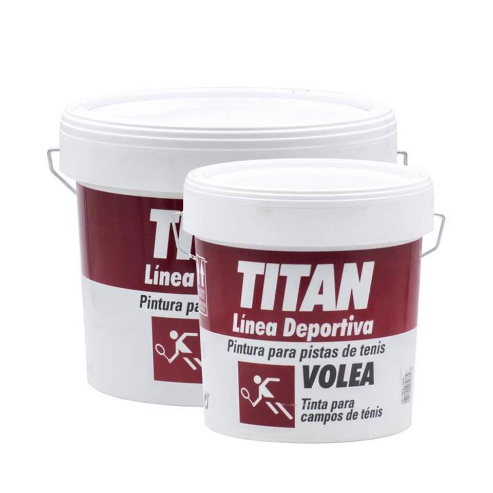 Tinta para pisos desportivos TITAN VOLLEY SPORTS TRACKS