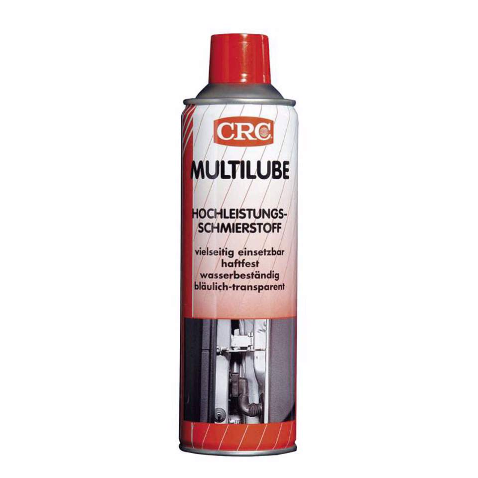 Spray Lubrificante Multiusos CRC MULTILUBE 10935-AB 500 ml