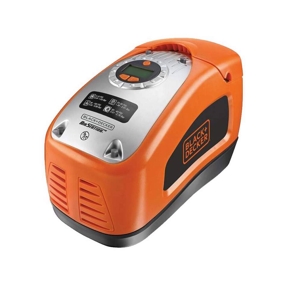 Compressor multiuso 13.8 bar Black and Decker ASI300-QS