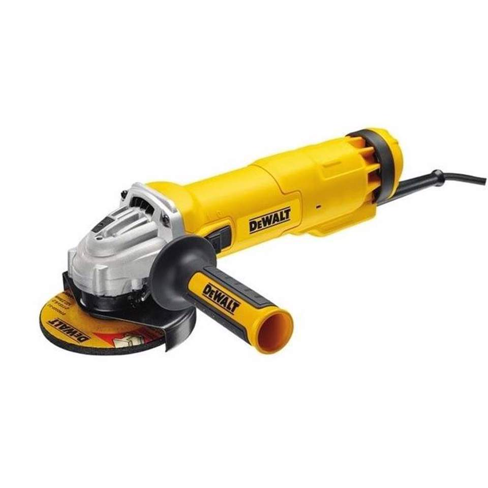 Rebarbadora 115 mm AS+RE 1010 Watts DEWALT DWE4206-QS