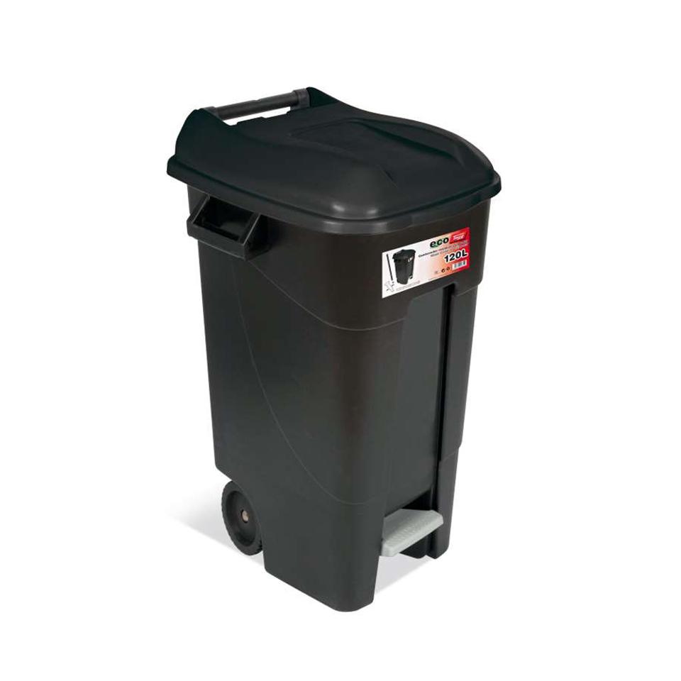 Balde Lixo Eco 120 L...